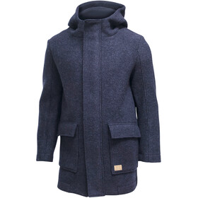 Ivanhoe of Sweden GY Holmared Duffel Coat Men light navy